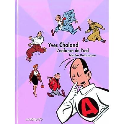 Etude : Yves Chaland, l'enfance de l'oeil