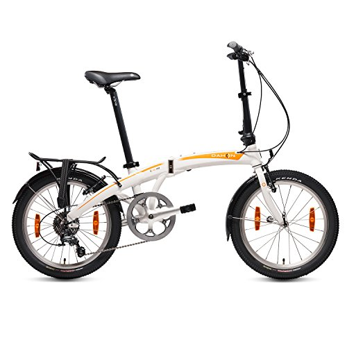 Dahon-Mu-D10-Bicicleta-Plegable-Unisex-Adulto-Blanco-Cloud-20