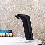 Bijjaladeva Wasserfall Mischbatterie Waschbecken Waschtisch Armatur Waschbeckenarmatur für BadezimmerDie kupferne