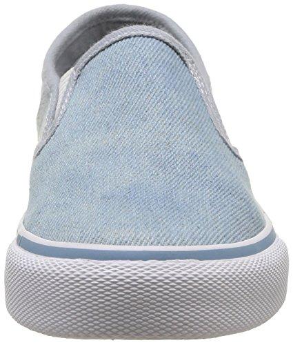 Kaporal Valed Jungen Bootsschuhe Blau - Bleu (53 Bleu Denim)
