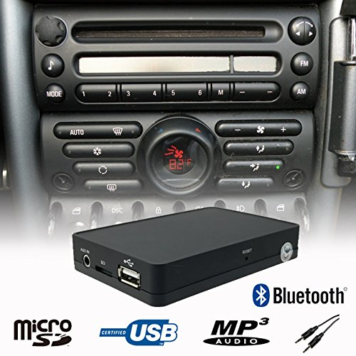 Bluetooth Handsfree A2DP USB SD ...