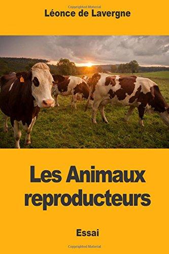 Les Animaux reproducteurs