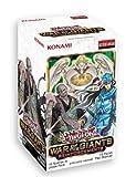 Yu-Gi-Oh! War of the Giants Reinforcements Display [Edizione: Germania]