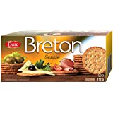 Breton  Swedish Crackers, Sesame, 112g