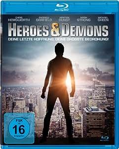 Heroes & Demons [Blu-ray]