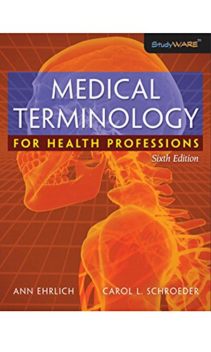 Medical Terminology for Health Professions (English Edition)