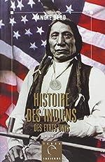 Histoire des indiens des Etats-Unis de Angie Debo