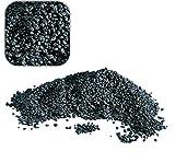 20 Kg Schwarzen Quarzkies 'Premium Qualität' 2-3 mm Bodengrund Aquarium Kies Sand