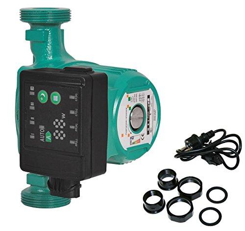 6A Elektronische Hochleistungs-Umwälzpumpe für Heizung 25-60 180 EEI < 0.23 5-45W (Hochleistungs-heizung)
