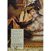 Snow White, Blood Red (Avonova Book)
