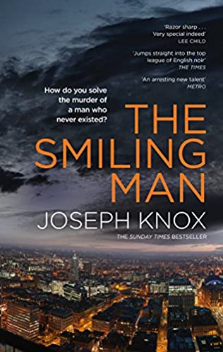 book cover of The Smiling Man