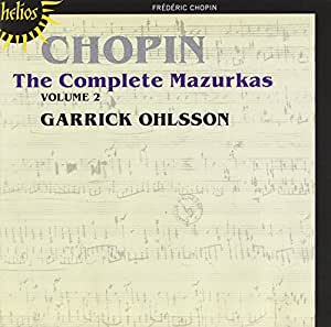 Chopin: Complete Mazurkas 2