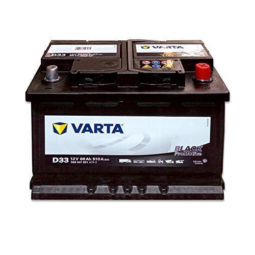 VARTA 566047051A742 Starterbatterie Promotive HD 12 V 66 mAh