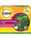Solabiol Buchsbaumzünsler-Falle Insektenabwehr draußen, Farblos, 14 x 14 x 12 cm