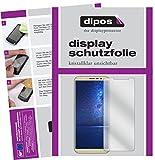 Cubot X18 Schutzfolie - 2x dipos Displayschutzfolie Folie klar