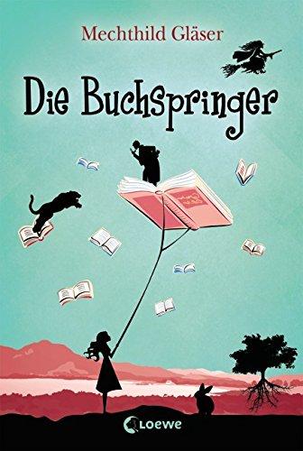 Buchseite und Rezensionen zu 'Die Buchspringer' von Mechthild Gläser