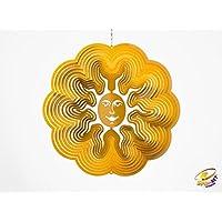 Spin Art funda Original sol viento Spinner
