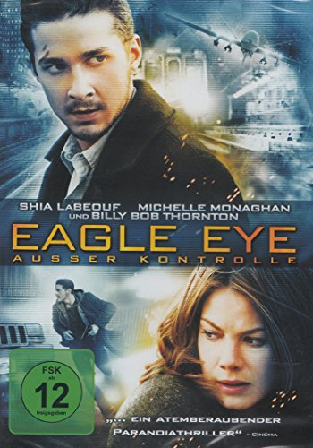 Preisvergleich Produktbild Eagle Eye - Ausser Kontrolle