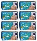 344 (8x43) Pampers Windeln New Baby DRY Gr. 1.( 2-5 KG) (Gewicht: 2-5KG) NEWBORN (8 x 43 Windeln)