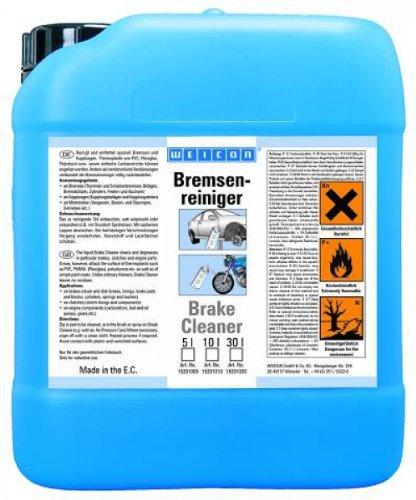 Preisvergleich Produktbild Weicon Bremsenreiniger 10 L 15201010
