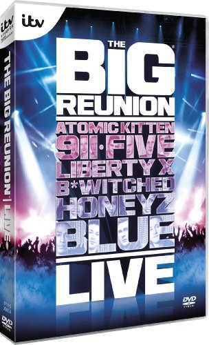 Image of The Big Reunion Live 2013 [DVD]