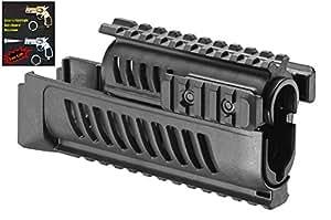 Garde-Main avec Rails Picatinny AK47/74 FAB Defense