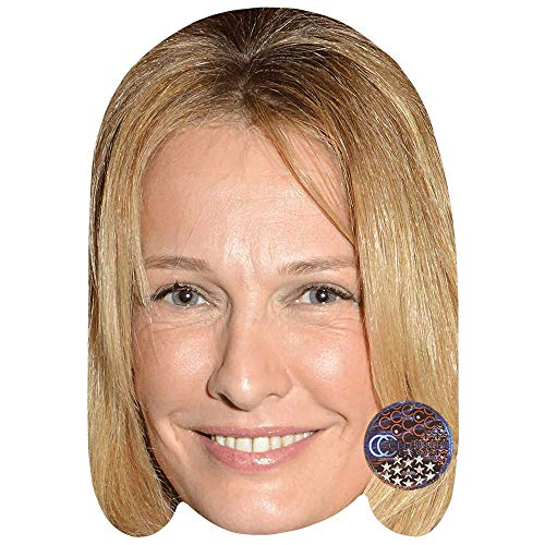 Celebrity Cutouts Karen Mulder (Smile) Big Head