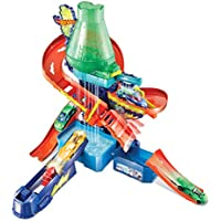 Mattel Hot Wheels Colour Shifter CCP76Laboratory Playset, Model Cars preiswert