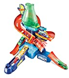 #1: Hot wheels Shifters Color Splash Science Lab Playset