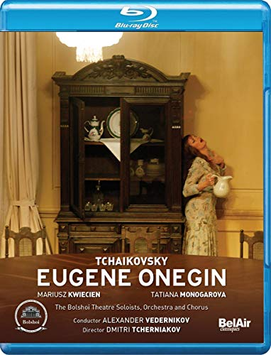 Tchaikovsky: Eugene Onegin [Various] [Belair Classiques: BAC446] [Blu-ray]