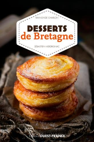 Desserts de Bretagne par CHARLON-MERDRIGNAC