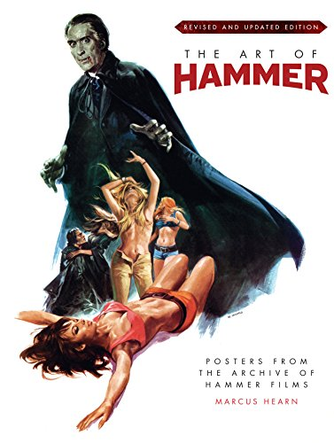 The Art of Hammer: Posters From the Archive of Hammer Films -