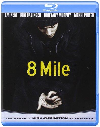8 mile [Blu-ray] [Import anglais]