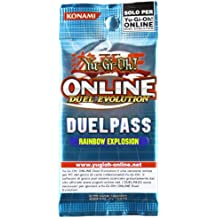 Yu Gi Oh! Online Duel Pass Rainbow Explosion