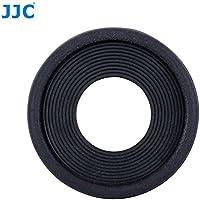Protector ocular JJC EF XPRO2G de goma negra (25,4 mm) para visor de cámara Fujifilm X Pro 2
