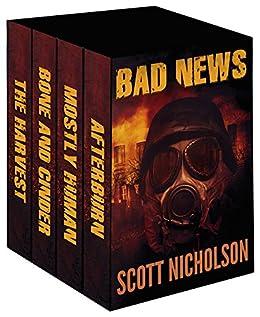 Bad News Box Set: Four Chilling Thrillers by [Nicholson, Scott]