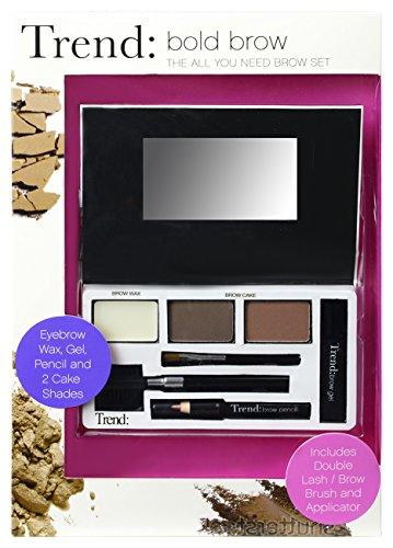 Trend Paleta de Maquillaje para las Cejas - 1 pack