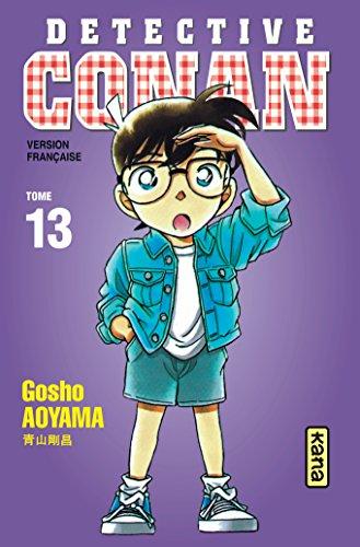 Détective Conan, tome 13 par Gosho Aoyama