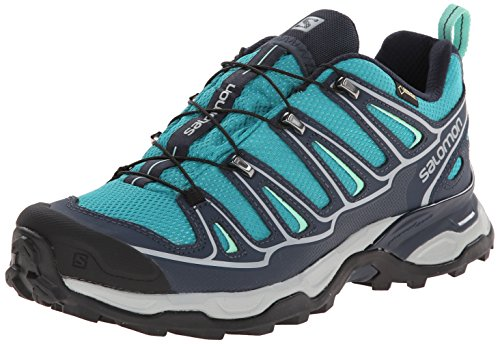 Salomon X Ultra 2 Gtx, Scarpe da Arrampicata Donna Green