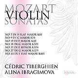 Mozart:Violin Sonatas [Alina Ibragimova; Cederic Tiberghien] [Hyperion: CDA68091]