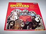 THE SPINNERS -LIVE PERFORMANCE 1967 VINYL LP[6870502]