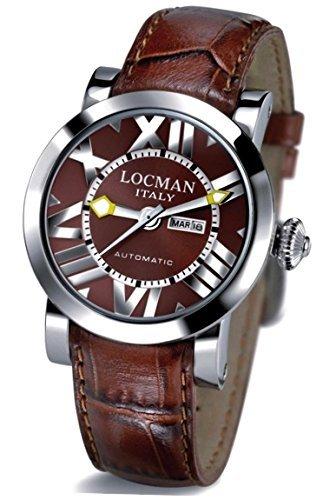 Locman 029300BNNNKCPSN_wt Reloj de pulsera unisex