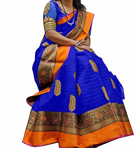 Clothsfab Silk Saree (New Collection 2018 Sarees For Women Party Wear Offer...