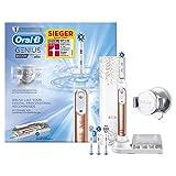Oral-B Genius 9000N Elektrische Zahnbürste mit Positionserkennungstechnologie, roségold