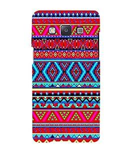 Fuson Premium Printed Hard Plastic Back Case Cover for Samsung Galaxy A7
