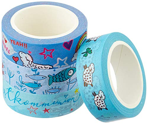 Washi Tapes Set Erstkommunion