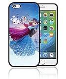 Fifrelin Coque iPhone et Samsung Anna Olaf La Reine des Neiges Frozen Disney