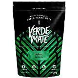 Yerba Mate Verde Mate Green Detox 500g | Verde Mate Detox | Yerba Mate dal Brasile Alta qualità | Purificante yerba mate | Senza glutine | Non c'è fumo secchi