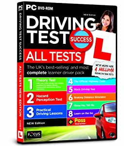 Driving Test Success All Tests New Edition 2013/14 (PC)