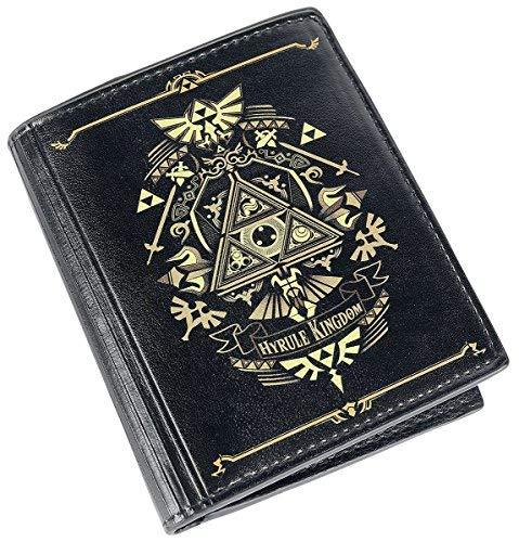Zelda - Königreich Hyrule Geldbörse [Importación alemana]